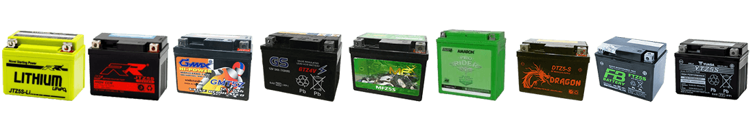 Motorcycle Battery Group