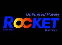 แบตเตอรี่รถยนต์ Rocket